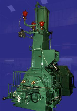 Remanufactured  K4 mixer with the rotor,body ,weight and controls all brought up to a new standard.